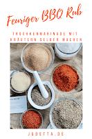 Knoblauch-Kräuter-BBQ-Rub