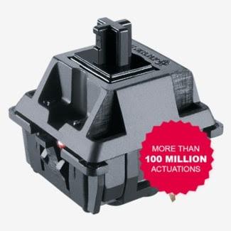 Cherry MX Black Mechanical Switch