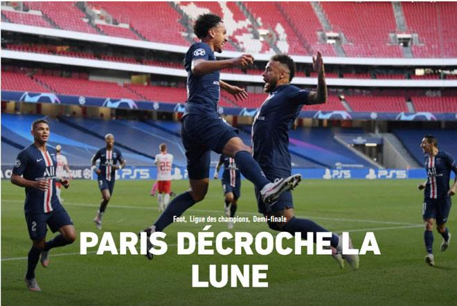 PSG đại thắng vào chung kết Cúp C1: Báo Pháp hả hê ăn mừng kỳ tích lịch sử 4
