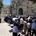 Reabre la mezquita de Al Aqsa tras 70 días de cuarentena por el coronavirus