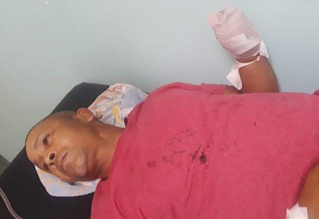 """Policía apresa a """"Rebuquita"""" presunto autor de cercenar mano a Regidor PRM"""
