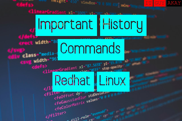 most useful history commands in linux redhat ubuntu