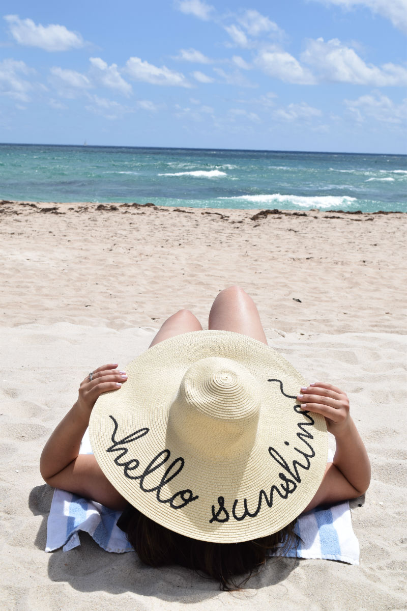 Beach Ruffles Lace Confidence Babymoon Baby Bump