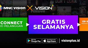 Vision+: Cara Live Streaming Liga 1 dan Euro 2020