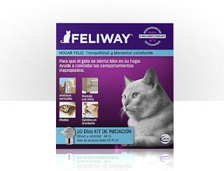 Prueba Feliway