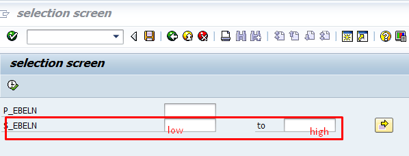 How to Design Selection Screen in SAP ABAP