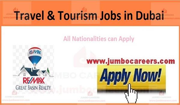 Tourism Jobs dubai