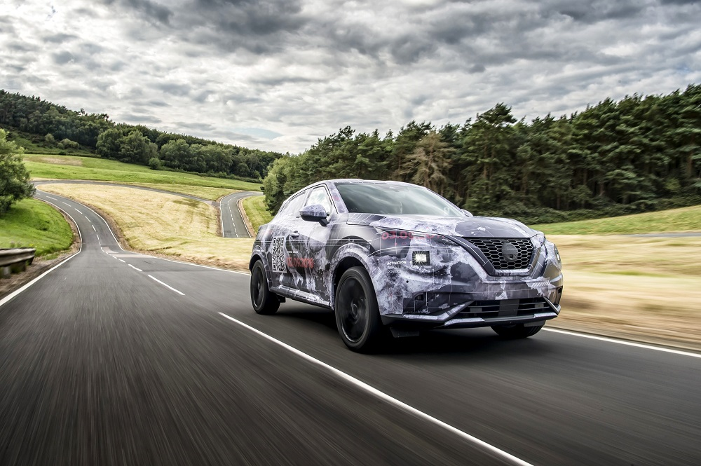 Next-gen Nissan Juke to debut on September 3