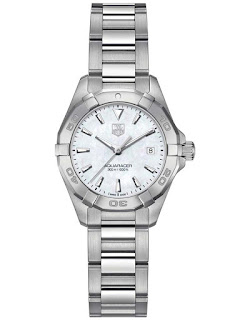 TAG HEUER AQUARACER LADIES WBD1411.BA0741