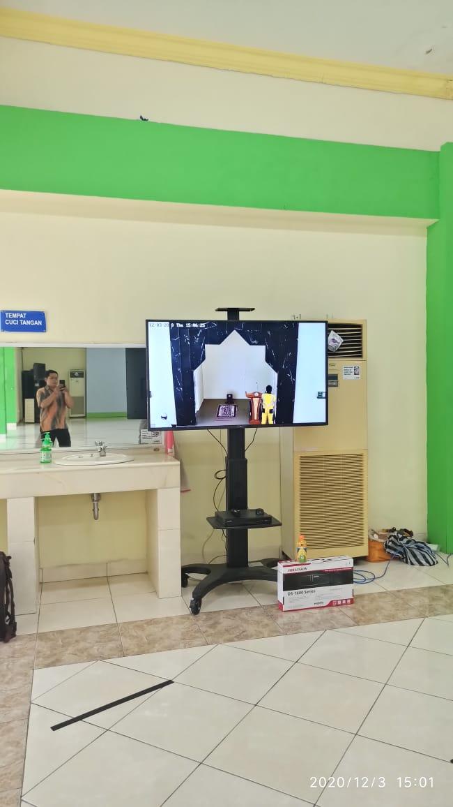 Monitoring System CCTV di PT Solusi Bangun Indonesia Tbk