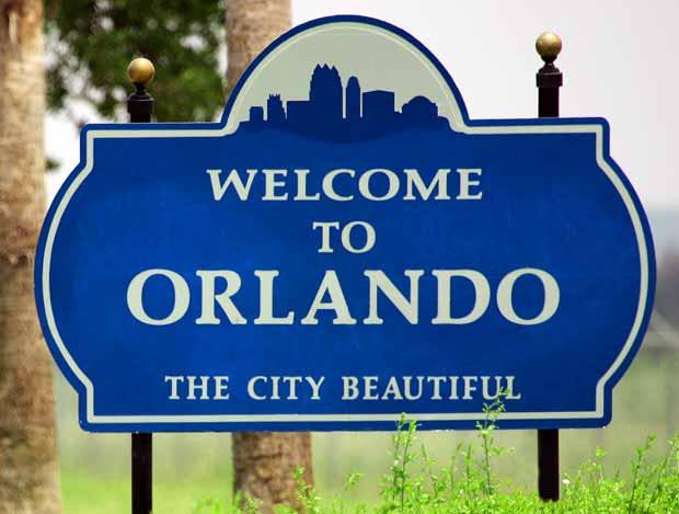 Orlando Florida; Walt Disney World, Universal Studios e SeaWorld