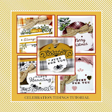 September 2020 Celebration Tidings Tutorial