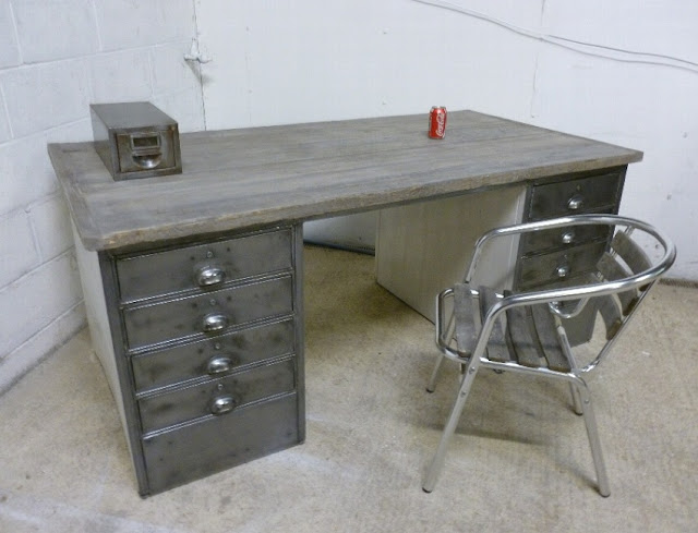 best buying industrial chic office furniture for sale online
