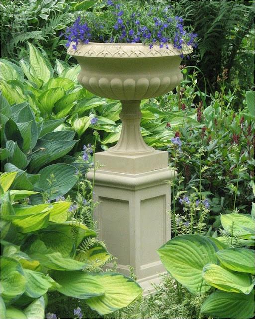 stone garden planters outdoor UK, Canada