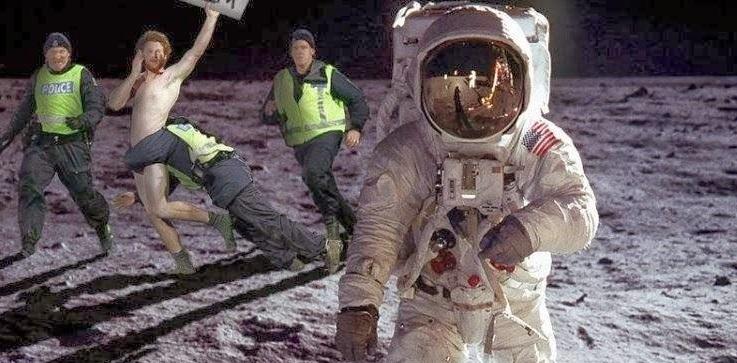 Η NASA θα «Επιστρέψει» στη Σελήνη Ξανά Ύστερα από σχεδόν Μισό Αιώνα
