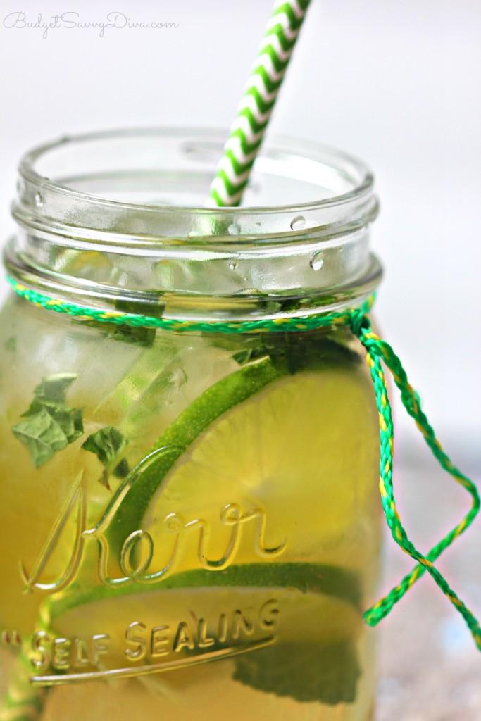 Detox Skinny Green Tea