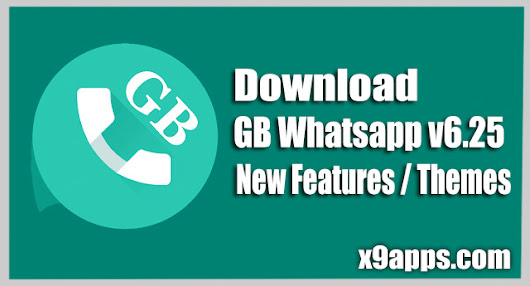 Download Latest Version of GB Whatsapp v6.25 (Mod Apk) for FREE [Latest] [2018]