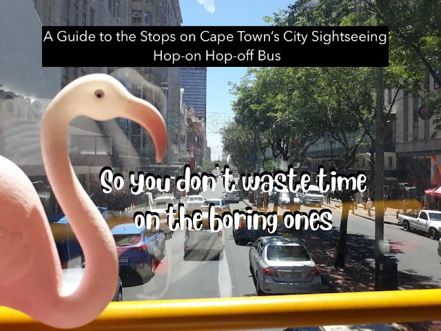 A Guide to the Stops on Cape Town's Hop-on Hop-off Bus