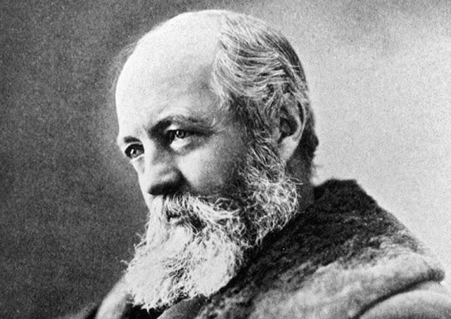 Frederick Law Olmsted : Bapak Arsitek Lanskap Amerika