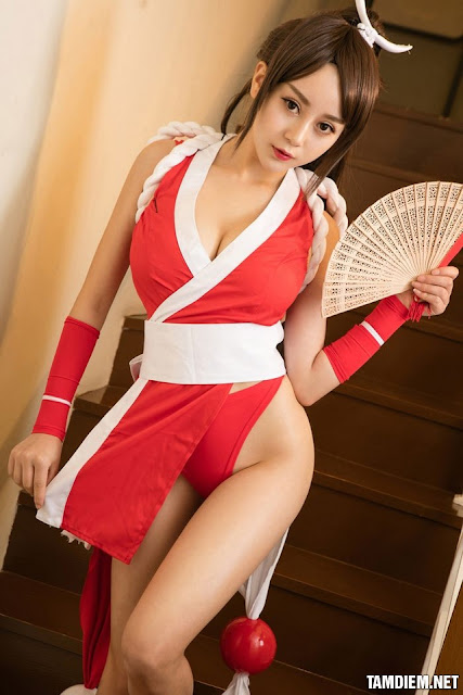 Hot girls Gái dâm Cosplay Street Fighter 2017 5