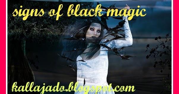 signs of black magic