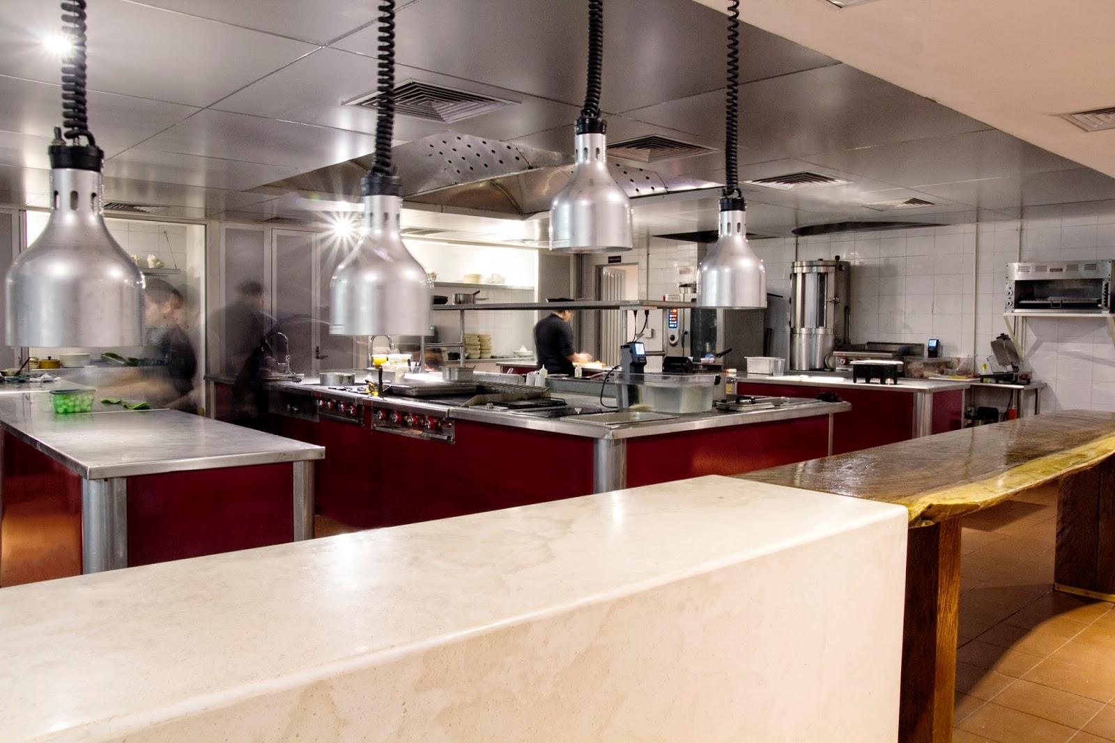Kuuk investigaci n de la investigaci n a la cocina y de for Cocina de investigacion
