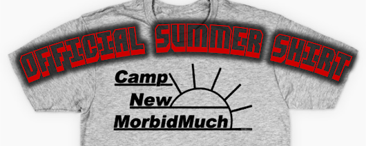 Official MorbidMuch summer shirt on sale now!