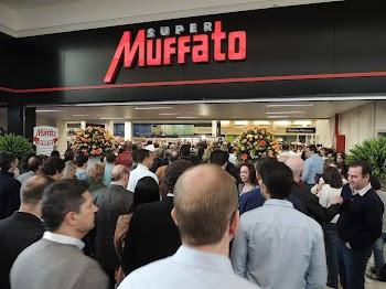 Muffato inaugura hipermercado no Londrina Norte Shopping