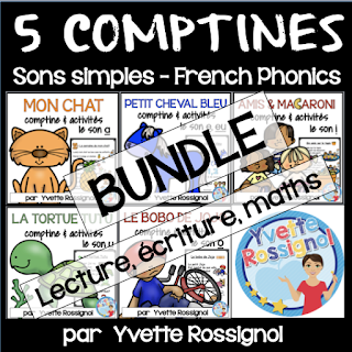 https://www.teacherspayteachers.com/Product/5-comptines-et-activites-pour-les-sons-francais-I-French-phonics-BUNDLE-2375406