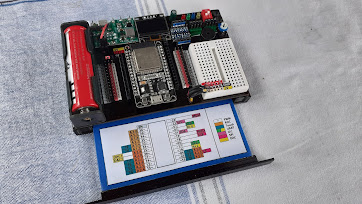 Drawer with Pin Mapping Data