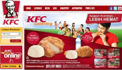 Lowongan Kerja PT Fast Food Indonesia, Tbk (KFC Indonesia) Jobs: Market Analyst, Junior ME Designer, Site Manager, Estimator