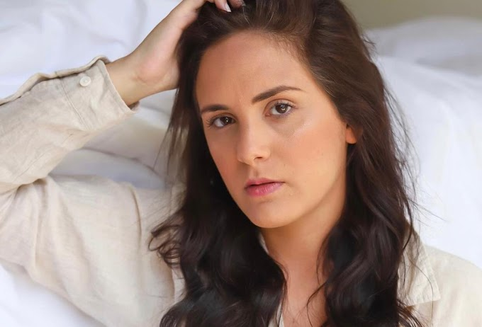 Priscilla Pugliese -  We Need To Study All The Time And Study Hard As Each Character is Different And Always Believe In Yourself (Actress, Brazil)