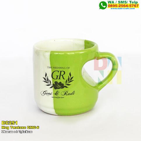 Mug Twotone DMG-6