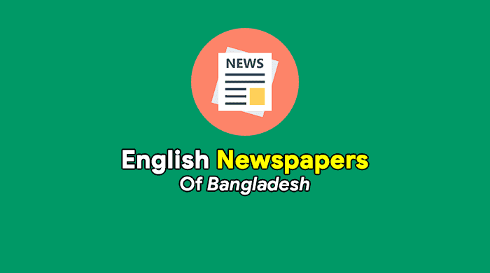 English Newspapers Of Bangladesh
