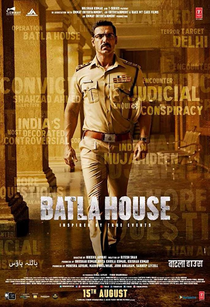 Batla House (Hindi) Movie Ringtones and bgm for Mobile