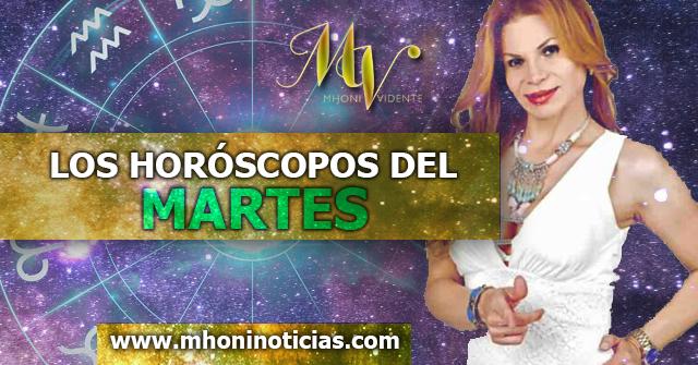 El Horóscopo del MARTES 01 de DICIEMBRE del 2020 - Mhoni Vidente