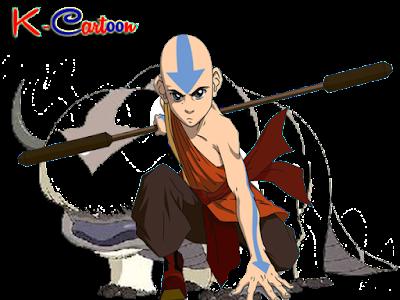 Kumpulan Gambar Kartun Aang Avatar Terbaru K Kartun