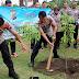 Polres Klaten Peduli Penghijauan, Tanam 3000 Bibit Pohon.