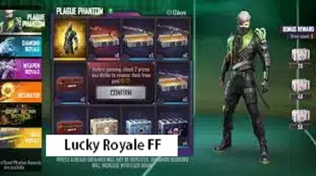 Lucky Royale FF