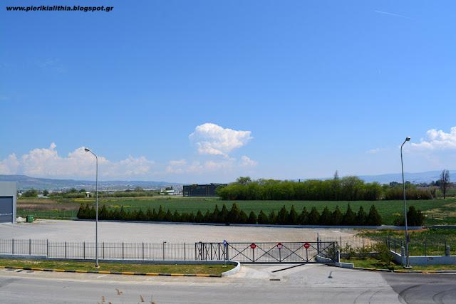 Πυρηνικό μανιτάρι στον ουρανό της Μακεδονίας