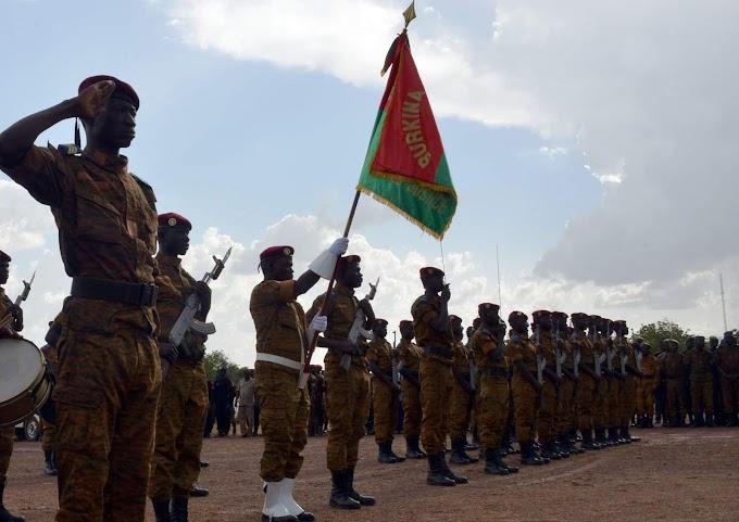 Burkina Faso : 'Yan Sanda Sun Yi Barazanar Janyewa Daga Yankuma Masu Fuskantar Barazanar Ta'addanci