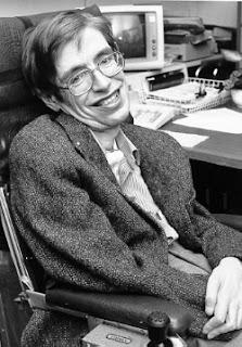 Stephen Hawking at NASA