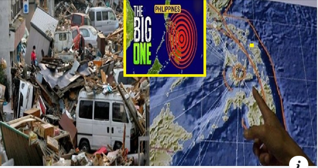 PHIVOLCS CONFIRMED: Big One' Earthquake Might Strike Anytime,-See Affected Areas