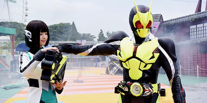 Kamen Rider Zero-One Episode 1 Subtitle Indonesia