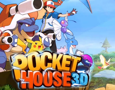 download Game Pocket House 3D Apk v1.0 For Android Feature Clans