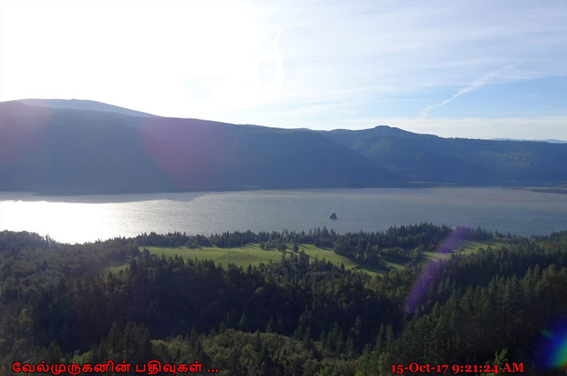Columbia River Gorge Cape Horn