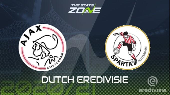 مشاهدة مباراة أياكس أمستردام و سبارتا روتردام بث مباشر