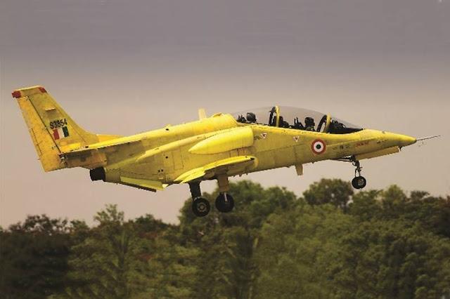India HAL intermediate jet trainer