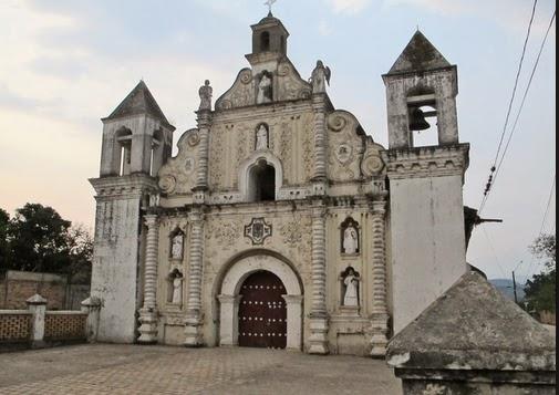 Ciudad colonial Gracias
