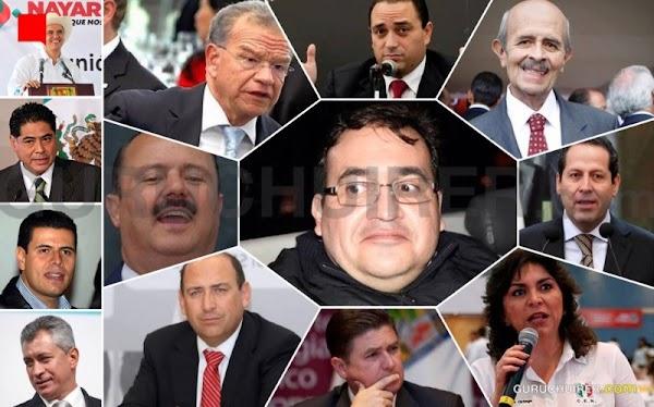 ¿De qué sirve detenerlos si los ex gobernadores se quedan con lo robado?, reclaman especialistas